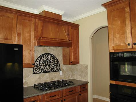tile kitchen backsplash custom kitchen wood vent hoods wood kitchen range 5643