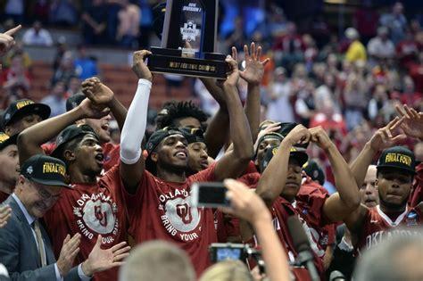 oklahoma basketball sooners final  history  short story