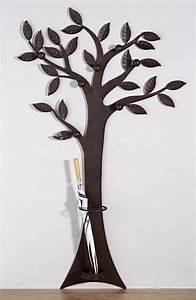 Porte Manteau Mural Moderne : arbre porte manteaux le blog deco tendency ~ Teatrodelosmanantiales.com Idées de Décoration