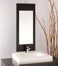 bathroom mirrors contemporary Bathroom Mirrors - Home Design Scrappy