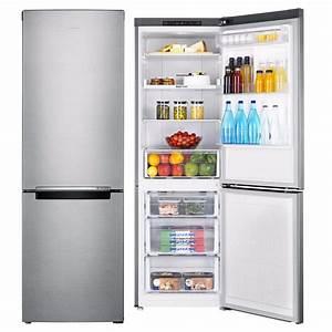 Réfrigérateur Combiné Air Ventilé : soldes 369 samsung rb31hsr2dsa r frig rateur combin ~ Premium-room.com Idées de Décoration