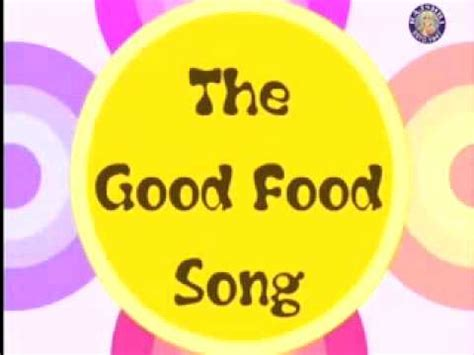 food songs for preschoolers fruits amp vegetables the food song animation 595