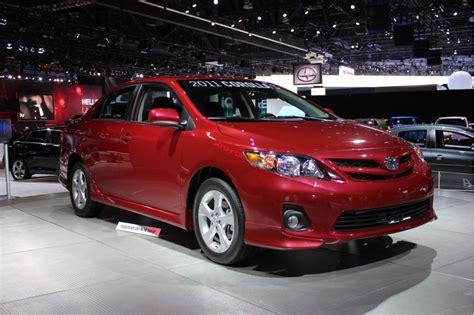 Mpg Toyota Corolla by 2011 Toyota Corolla Mpg Fuel Economy