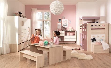 Kinderzimmer Mädchen Pink by Kinderzimmer M 228 Dchen 3 Jahre