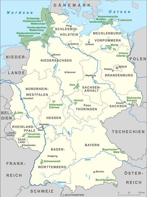 nationalparks  deutschland wikipedia