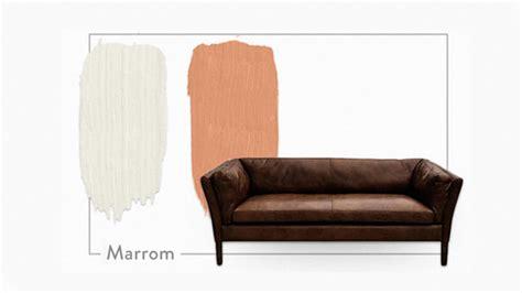 parede verde sofá marrom 8 cores para combinar o seu sof 225
