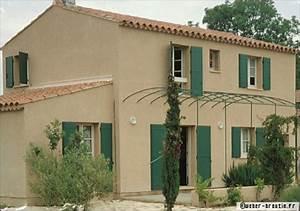 couleur facade maison finitions couleur facade maison With quelle couleur avec du gris 15 facade en bardage bois pour maison individuelle travaux