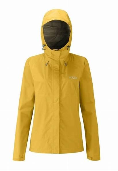 Rain Jackets Hiking Womens Rab Downpour 2021