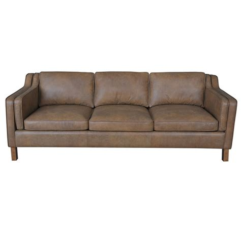 Nice Overstock Leather Sofas #4 Oxford Leather Sofa