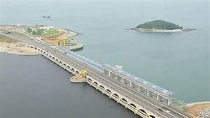 The Biggest Tidal Power Plant In World Partially Opened In