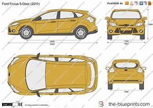 Dimension Ford Focus 3 : ford focus 5 door vector drawing ~ Medecine-chirurgie-esthetiques.com Avis de Voitures