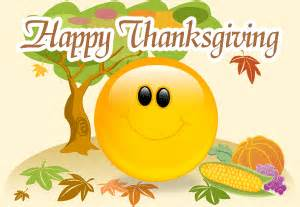 5 best smileys with thanksgiving message smiley symbol