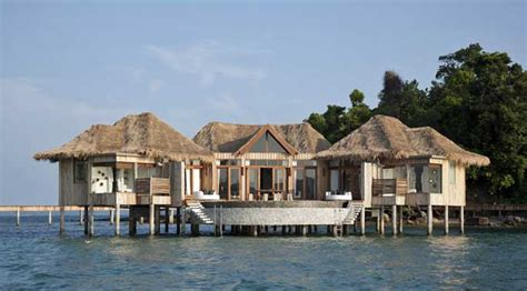 Song Saa Private Island  Cambodia  Overwater Bungalows