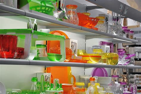kitchen accessories shops colorful kitchenware stock photo image 51602407 2149