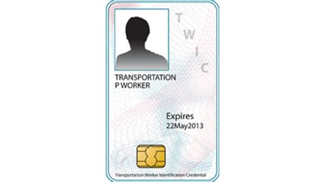 A twic card gives certain workers very specific identification. Has the TWIC Finally Arrived?   SecurityInfoWatch.com