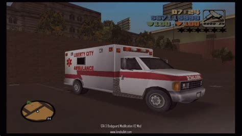 Grand Theft Auto Modification by Grand Theft Auto 3 Gta 3 Bodyguard Modification V2