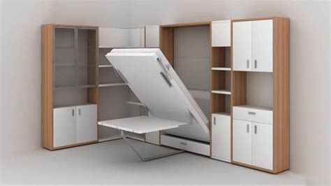 Great Space Saving Ideas  Smart Furniture #2 Youtube