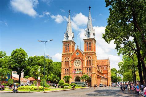 ho chi minh city   surrounding area vietnam travel