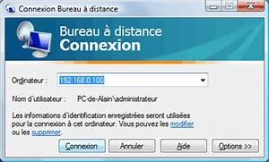 Bureau Distance Ou Remote Desktop Contrle Distance