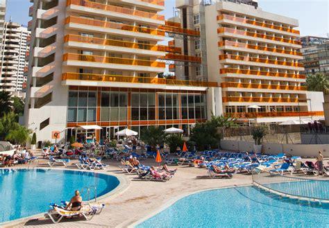 dynastic hotel spa benidorm