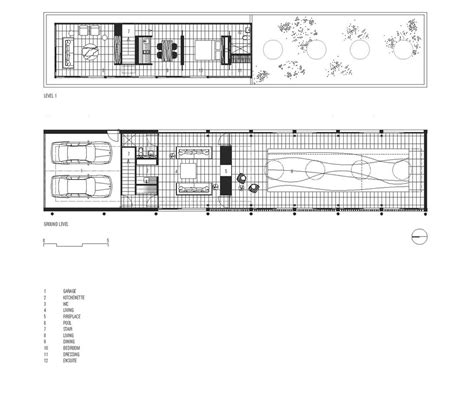 house plans with pool yarralumla pool house in canberra australia by katon redgen