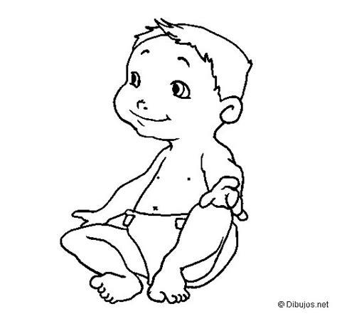 disegni bebe da stare disegno di beb 232 iii da colorare acolore