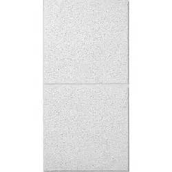 usg ceilings radar illusion 2 ft x 4 ft acoustical ceiling tile 6 pack r2742 the home depot