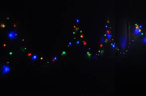 christmas led lights decoration 10 meter light string