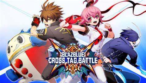 Descargar BlazBlue Cross Tag Battle Special Edition-PLAZA ...