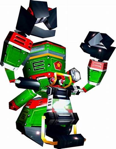 Zero Sonic Adventure Robots Badniks Villains Wiki
