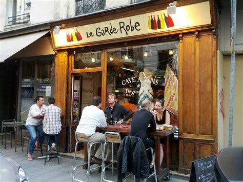 Bar Le Garde Robe by Les Meilleurs Bars 224 Vin En Terrasse 224 Guide