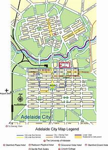 Large Adelaide Maps For Free Download And Print
