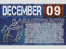 December 9 Birthday Horoscope Personality Sun Signs
