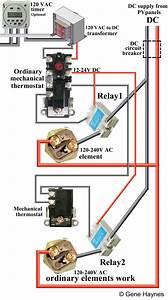 240v Water Heater Timer Wiring Diagram
