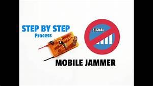Mobile Jammer Circuit Diagram Pcb Layout Pdf