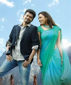 Vijay and Kajal Aggarwal in Thuppaki Movie | Tamil movies ...