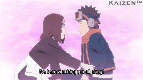 Obito Meets Rin Again Naruto Shippuden Episode 472 English