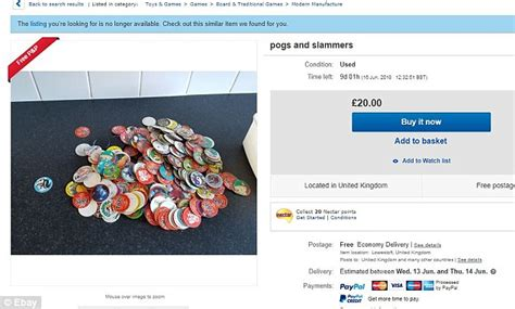 How Much Are Your Pogs Worth?