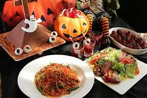 Buffet Halloween : dazzling halloween dinner buffet ~ Dode.kayakingforconservation.com Idées de Décoration
