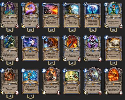 deck chromaggus strat hearthstone heroes of