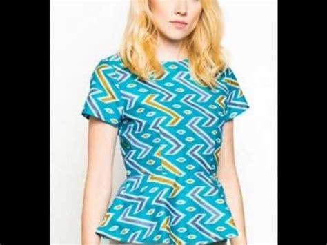 15 baju batik modern terbaru 2016 untuk wanita