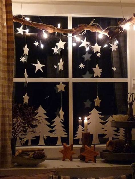 window decorations for 70 awesome window d 233 cor ideas digsdigs