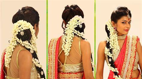 south indian ambada hairstyle wavy haircut