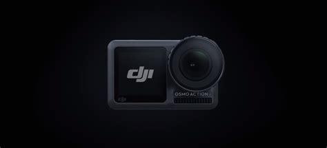 dji diz  usuarios atualizarem sua osmo action   firmware  antes de usa la