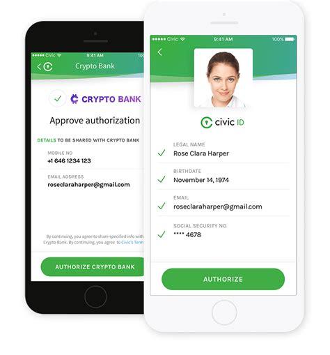 civic secure identity ecosystem decentralized identity