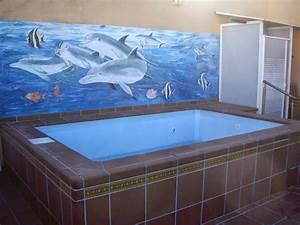 Piscine Semi Enterrée Coque : piscine acier semi enterree 12 piscine coque polyester ~ Melissatoandfro.com Idées de Décoration