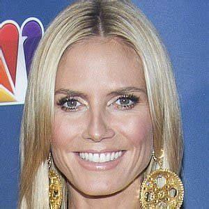 Heidi Klum Worth Money Salary Bio Celebsmoney