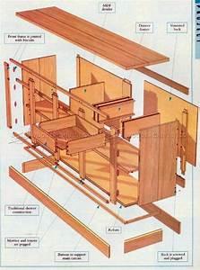 Sideboard Plans • WoodArchivist