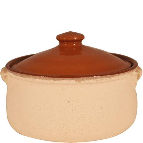 pots cuisine terracotta cooking pots sand coated