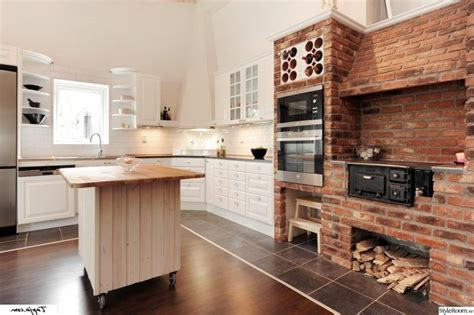 Brick Kitchen Cupboards by Kitchen Kitchen Cupboards Made With Bricks White Stained